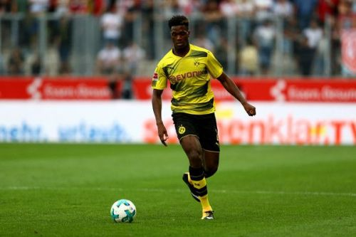 Dan-Axel Zagadou could be the next star from Borussia Dortmund.