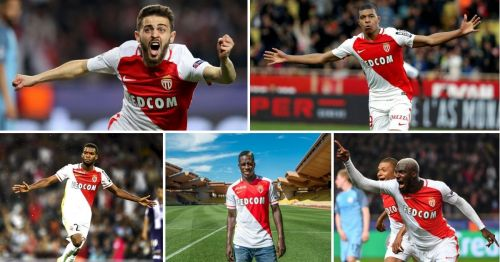 Monaco has sold some fantastic players over the years