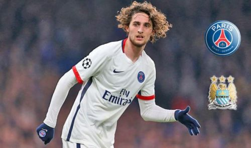 Rabiot linked to some European clubs.