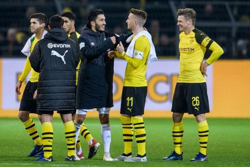 Can Borussia Dortmund continue from where they left off at the end of 2018?
