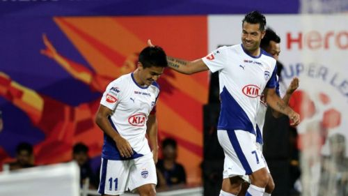 Miku's absence has burdened Sunil Chhetri