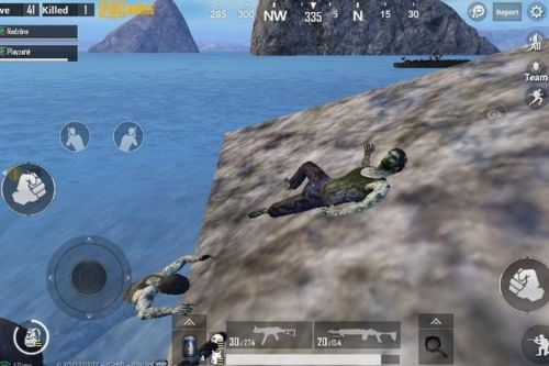 PUBG Mobile Zombies Sighted