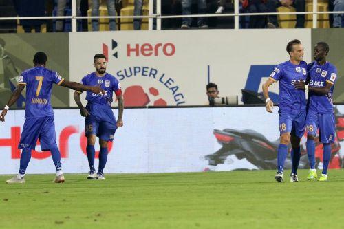 Mumbai City FC beat Bengaluru FC 1-0