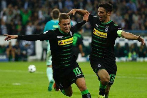 Borussia Mönchengladbach is currently in the 3rd position in Bundesliga