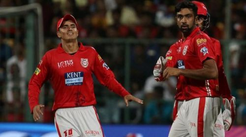 Ashwin and Mujeeb will be more than happy to be bowling on Indian pitches