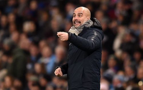 Guardiola has opened up about City's transfer plans in January