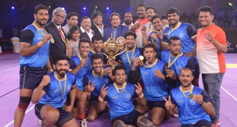 Maharashtra defeated Services last year to win their first title in 11 years