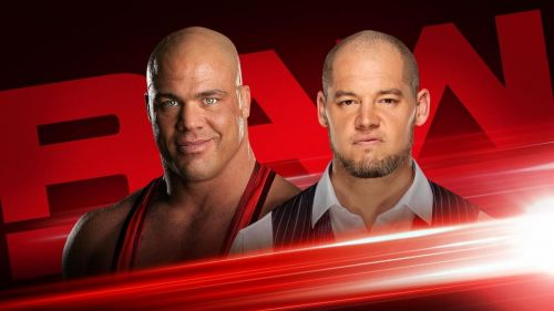 Battle of the former Raw General Managers