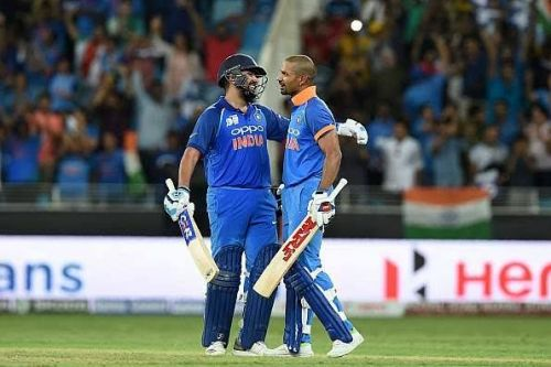 Rohit And Dhawan