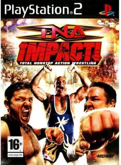 The original TNA Impact! cover