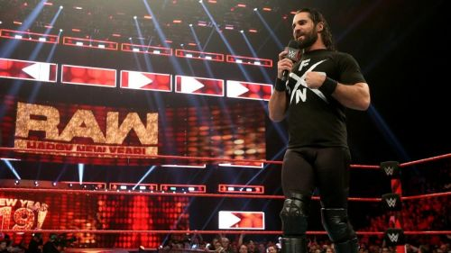 Seth Rollins will return to RAW for the first time since Brock Lesnar brutalized him with numerous F5s