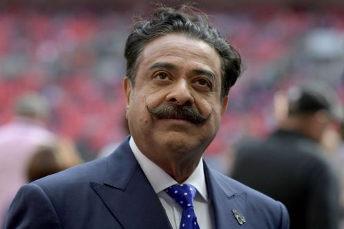 Shad Khan is the lead investor of All Elite Wrestling