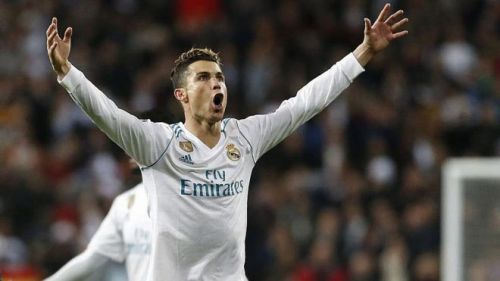 Cristiano Ronaldo is Madrid's all-time leading goalscorer