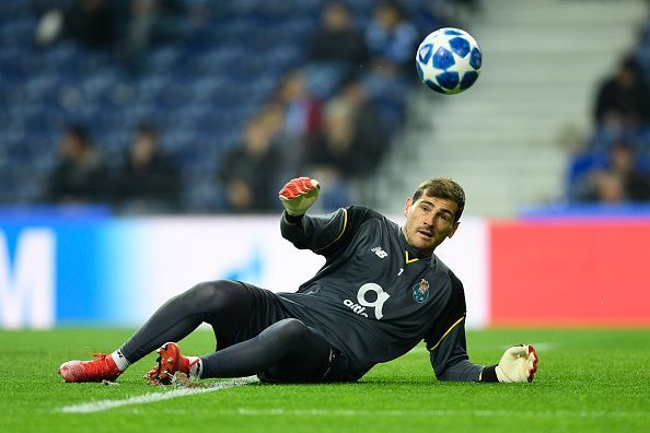 Casillas has no plans to retire