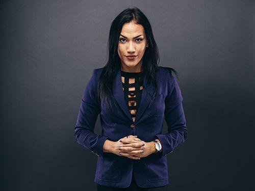 Salina De La Renta / Photo courtesy of Major League Wrestling
