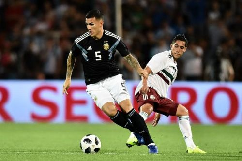 Paredes may be PSG-bound