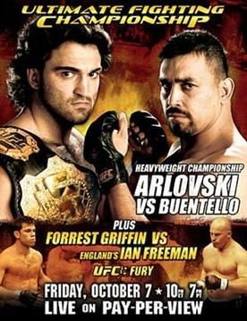 UFC 55 was a testament to the UFC's smaller roster in 2005