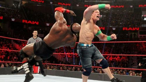 John Cena is having a blast after returning to action again