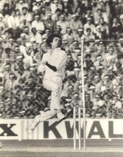 Sikandar Bakht's magical spell (8 for 69) bowled out India for 126