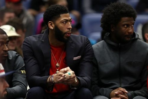 New Orleans Pelicans' worst nightmare has come true A Deadly combination of Kristaps Porzingis and Anthony Davis might revive the franchise New York Knicks have always been one of the biggest destinations for a free agent