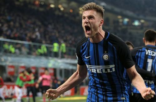 Skriniar is a pivotal piece on Inter's defence