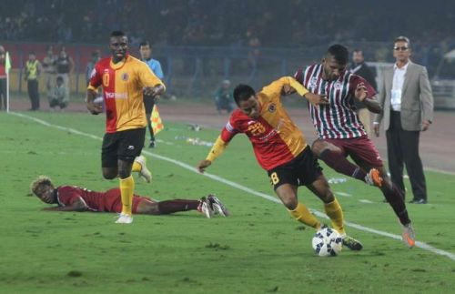 The 'Kolkata Derby' is the greatest show in Indian football