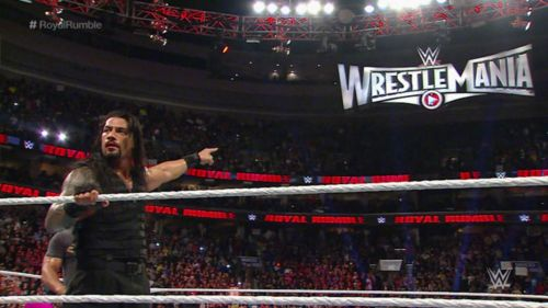 Reigns winning the Rumble was met with vast criticism
