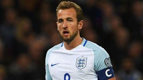England captain, Harry Kane