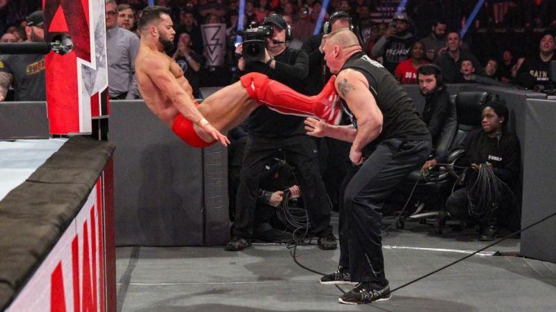 Wrestle Wrecap: Balor vs Goliath