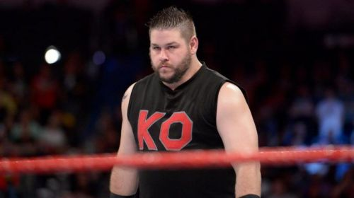 Kevin Owens can make his return in the Royal Rumble match