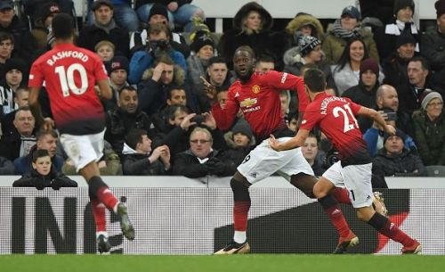 Manchester United got all three points at St. James' Park keeping Ole Gunnar Solskjaer's 100% record intact. Solskjaer is now the only manager after Sir Matt Busby to win the first 4 games in charge at Old Trafford.