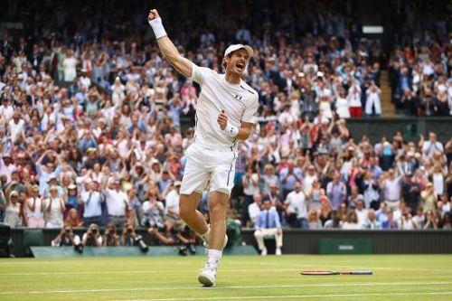Heartbeat of a nation - Wimbledon champion (2016)