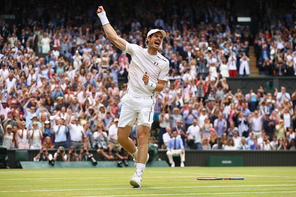 Heartbeat of a nation - Wimbledon champion (2016)