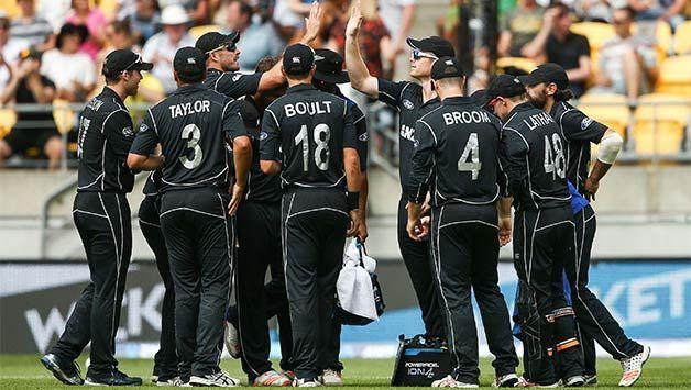 Nezealand Cricket Team