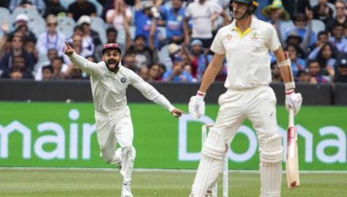 India pulled off a historic win at the MCG