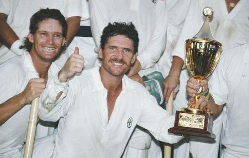 1987 Cricket World Cup Final: Australia v England
