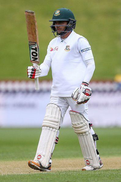 New Zealand v Bangladesh - 1st Test: Day 1