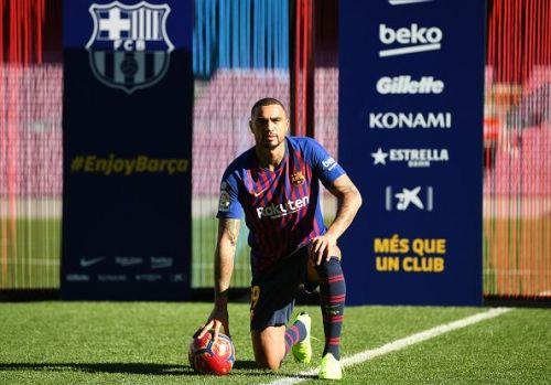 Barcelona's recent signing - Kevin Prince Boateng