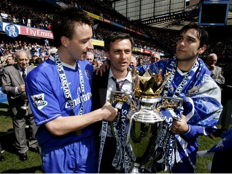 Mourinho has nurtured several legendary players at Chelsea