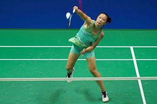 Beiwen Zhang in action