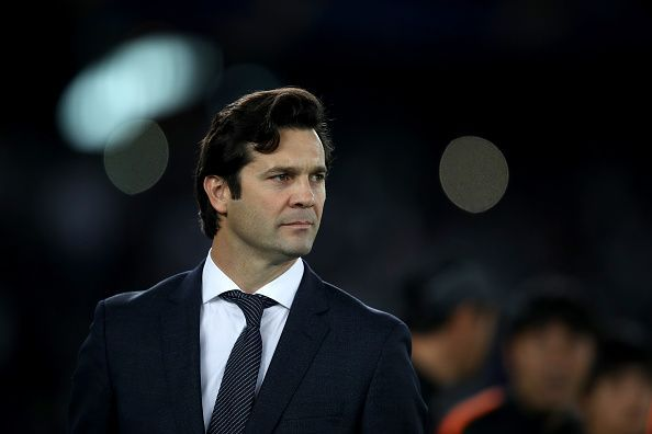 Solari started off well, but the team have had ups and downs under his guidance