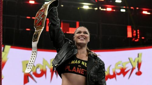 Is Rousey leaving for good?