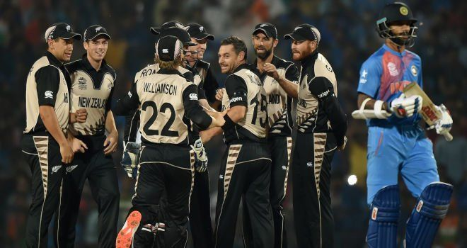 NZ won the match by 1 run