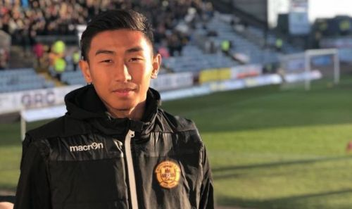 As per reports, Motherwell FC offered a three-year contract to the youngster but he couldn't get the work permit
