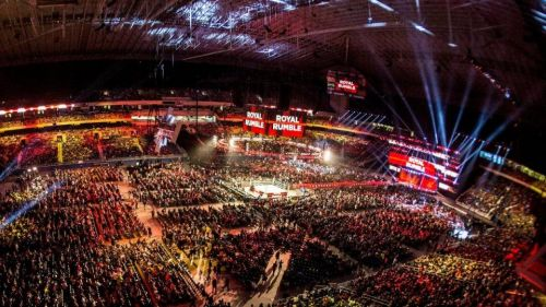 The Rumble is reportedly 80% already booked
