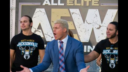 Could The Elite launch a new Monday Night War?