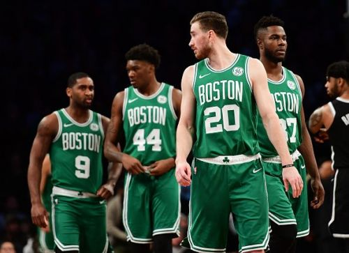 Boston Celtics are at an interesting spot at the moment