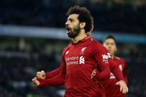 Mo Salah could make another start against The Eagles
