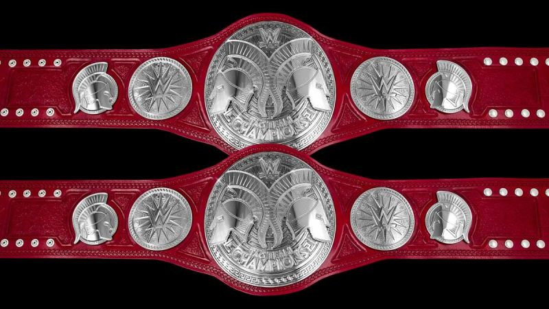 wwe rumors  wwe unveiling new title designs following