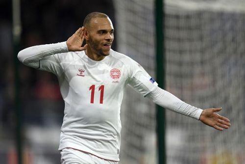 The forward enjoyed himself against Barcelona